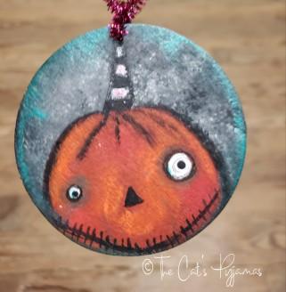 Pumpkin Pete ornament