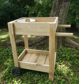 Custom Garden Cart