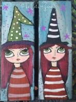 Witchy Wanda and Witchy Winnie