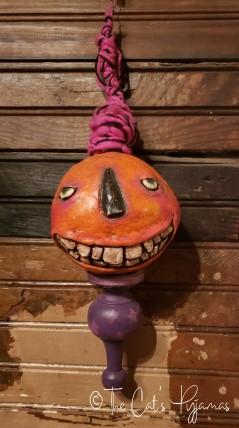 Big Jack-o-Lantern Ornament