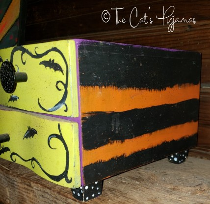 Halloween Jewelry Box