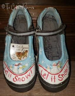 Let it Snow Shoes