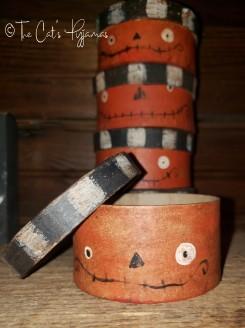 Jack-o-Lantern Boxes