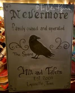 Custom Order-- Nevermore