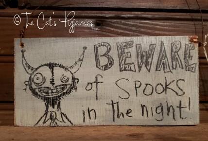 Beware of Spooks