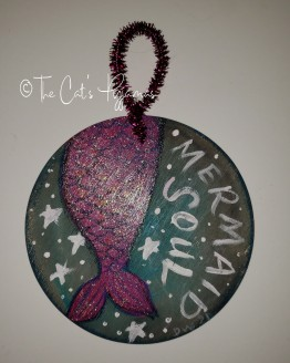 Mermaid Soul ornament