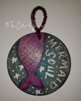 Mermaid Soul ornament