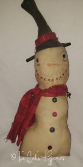 Raggedy Snowman
