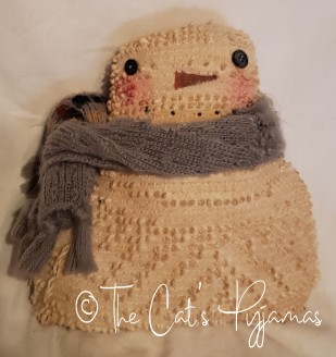 Chenille Snowman