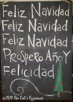Feliz Navidad Sign