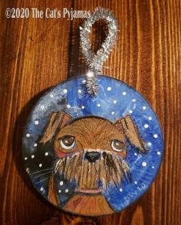Sparky the Dog ornament