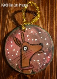 Sandy the Dog ornament