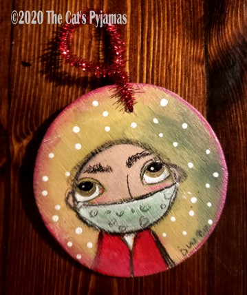 Christmas 2020 Ornament #19