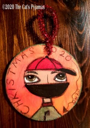 Christmas 2020 Ornament #20