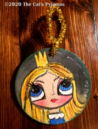 Princess Patty Ornament
