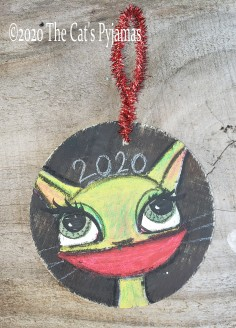 Christmas 2020 Ornament #8