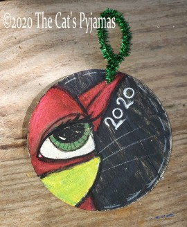 Christmas 2020 Ornament #15