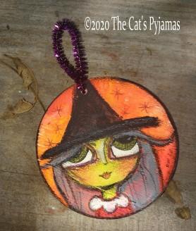 Agnes Ornament