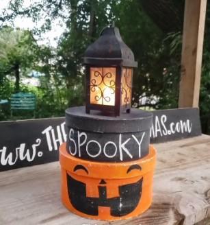 Spooky box set