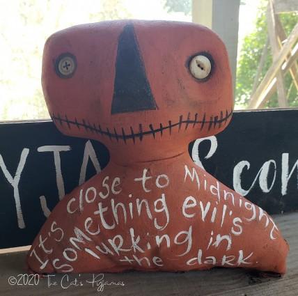 Pumpkin Sitter