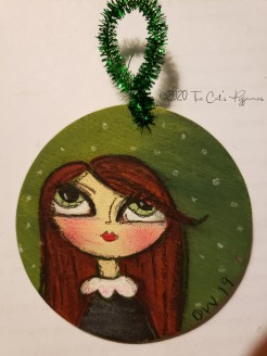 Margo Ornament