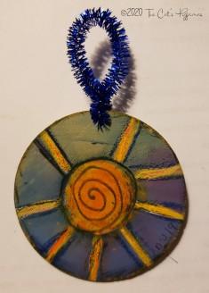 Sunshine Ornament