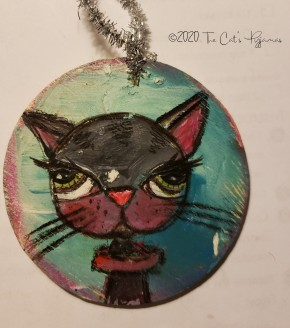 Anjelica ornament