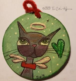 Jessica ornament