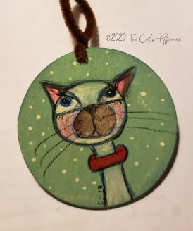 Simon ornament