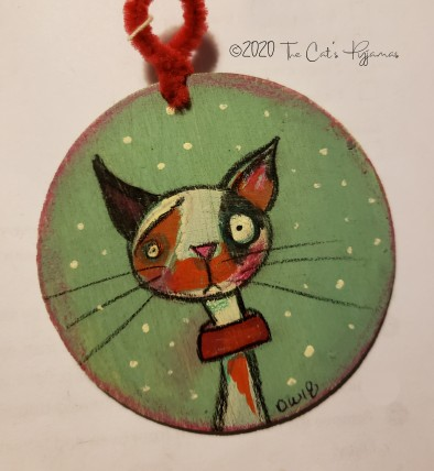Hallie ornament