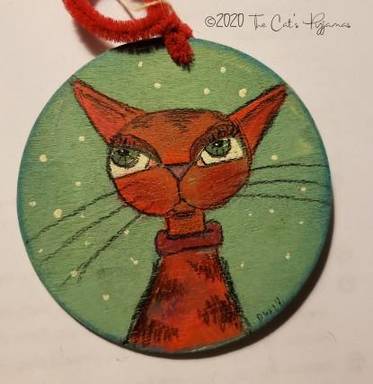 Rusty ornament