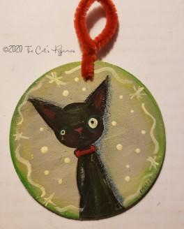 Sherman ornament