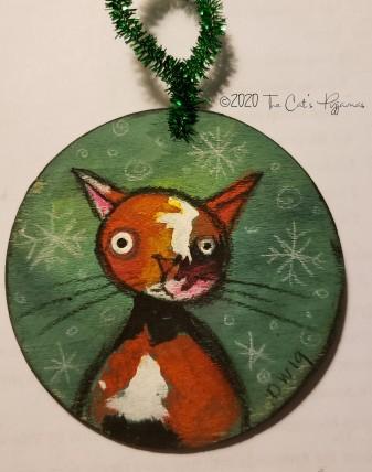 Cindy Ornament