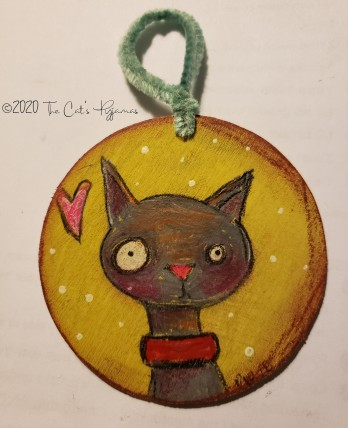 Harriet ornament