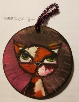 Callie ornament