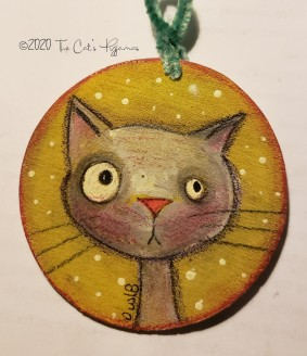Harvey ornament