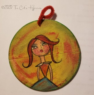 Shelly Ornament