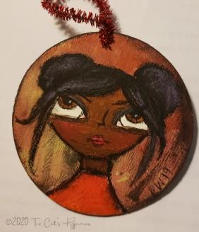 Shay Ornament