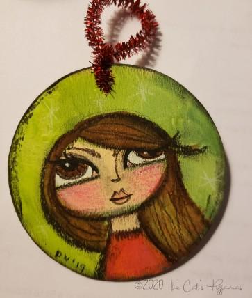 Maria Ornament
