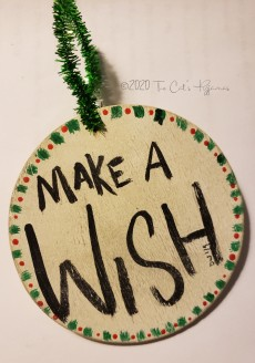 Make a Wish Ornament