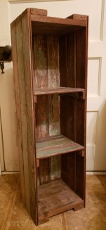 Handmade Rustic Shelf