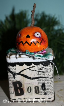 Boo! HodgePodge