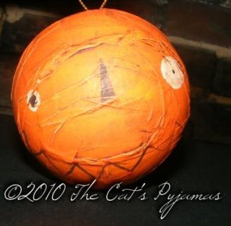 Jack-o-Lantern Ornament