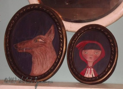 Little Red Riding Hood and Big Bad Wolf