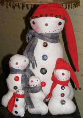 The Snow Family